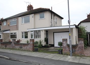 Thumbnail 3 bed semi-detached house for sale in Moorland Road, Liverpool