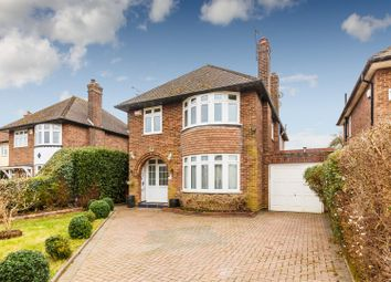 Thumbnail 5 bed detached house for sale in Whitethorn Lane, Letchworth Garden City