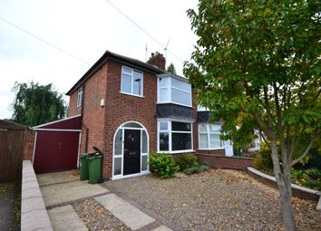 Thumbnail 3 bedroom semi-detached house to rent in Turnball Drive, Braunstone, Leicester