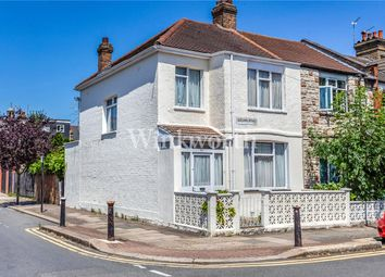 Thumbnail 3 bed end terrace house for sale in Sirdar Road, Turnpike Lane, London