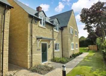Thumbnail 3 bed semi-detached house for sale in Priors Lane, Hinton Waldrist, Faringdon