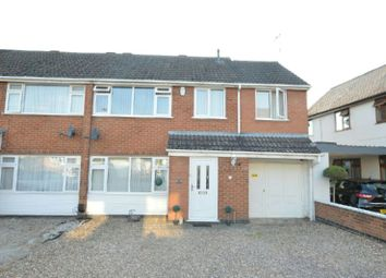 Thumbnail 4 bed semi-detached house for sale in High Street, Whetstone, Leicester