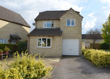 Thumbnail 3 bed detached house for sale in Stonecote Ridge, Bussage, Stroud, Gloucestershire