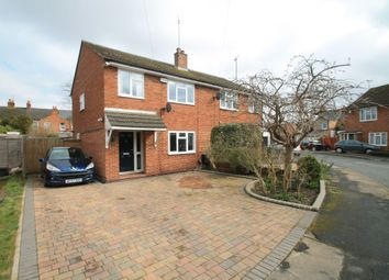 Thumbnail 3 bed semi-detached house for sale in Leyfield Road, Aylesbury