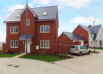 Thumbnail 4 bed detached house to rent in Maybrick Road, Aylesbury, Buckinghamshire