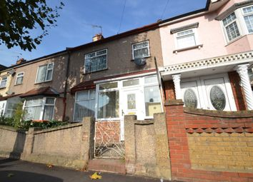 Thumbnail 3 bed terraced house for sale in Sandford Road, East Ham