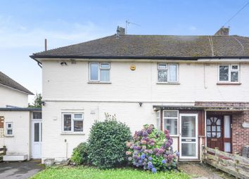 Thumbnail 3 bed semi-detached house for sale in Elizabeth Road, Pilgrims Hatch, Brentwood