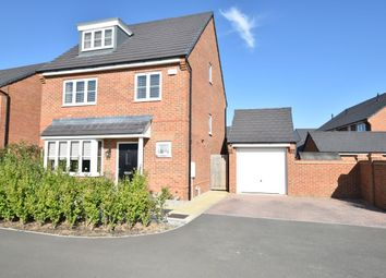 Thumbnail 4 bed detached house for sale in Cole Gardens, Evesham