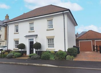 4 bed detached house for sale in Hillrick Crescent, Yeovil BA21
