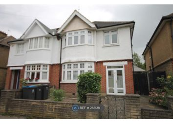 Thumbnail 3 bed semi-detached house to rent in Norbiton Avenue, Kingston Upon Thames