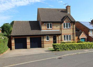 Thumbnail 4 bed detached house for sale in Betjeman Way, Gadebridge Park, Hemel Hempstead, Hertfordshire