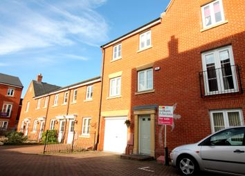 Thumbnail 3 bed town house for sale in Roper Close, Colchester