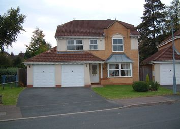 Thumbnail 4 bed detached house to rent in Oakleaf Drive, Moseley, Birmingham