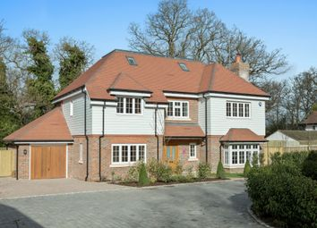 Thumbnail 4 bed detached house for sale in Holcombe House Gardens, London Rd, Sunningdale, Berkshire