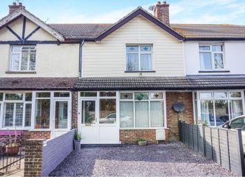Thumbnail 3 bedroom terraced house for sale in Town Cross Avenue, Bognor Regis