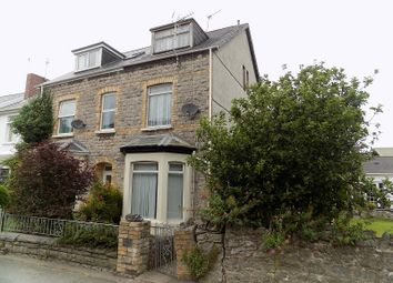 Thumbnail 3 bed end terrace house for sale in Philadelphia Road, Porthcawl, Bridgend.