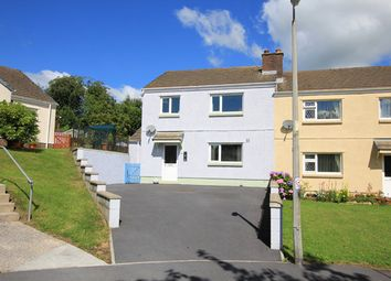 Thumbnail 3 bed semi-detached house for sale in Hydfron Close, Llanddowror, Carmarthen, Carmarthenshire