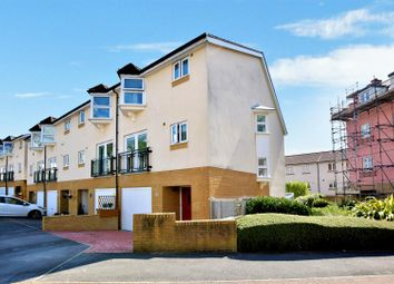Thumbnail Town house for sale in Pier Close, Portishead, Bristol