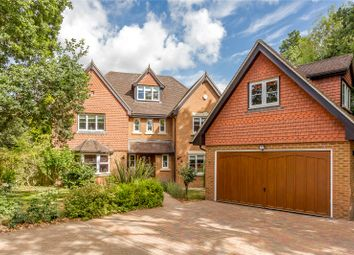 Thumbnail 5 bed detached house for sale in Kilnside, Goughs Lane, Warfield, Berkshire