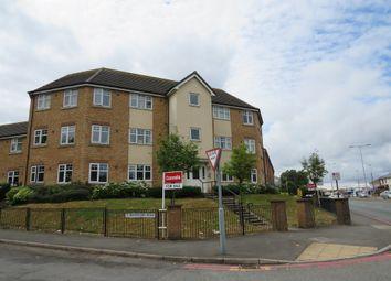 Thumbnail 2 bed flat for sale in Birmingham Road, Oldbury
