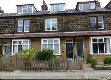 Thumbnail 3 bed terraced house to rent in Grangefield Avenue, Burley In Wharfedale