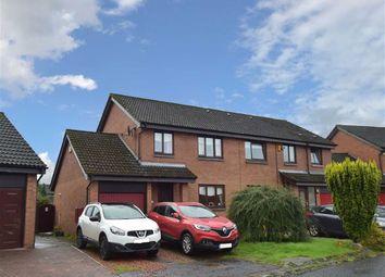 Thumbnail 3 bed semi-detached house for sale in Birnock Avenue, Renfrew