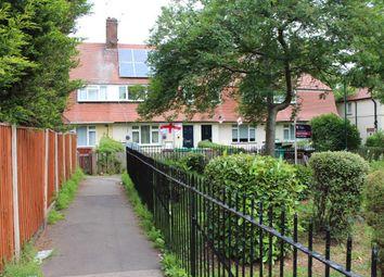 Thumbnail 4 bed terraced house for sale in Hilcot Drive, Nottingham, Nottinghamshire