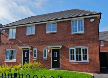 Thumbnail 3 bed end terrace house to rent in Weaver Roxby Close, Newton-Le-Willows