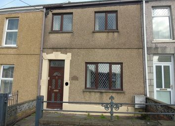 Thumbnail 3 bed terraced house to rent in Bank Road, Llangennech, Llanelli
