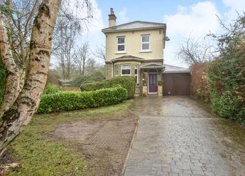 Thumbnail 4 bed detached house for sale in Sevenoaks Road, Halstead, Sevenoaks, Kent