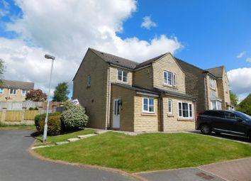 4 bed detached house for sale in Shrike Close, Bradford BD6