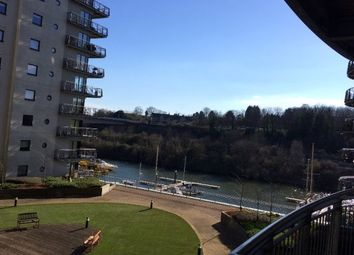 Thumbnail 1 bed flat to rent in Victoria Wharf, Cardiff
