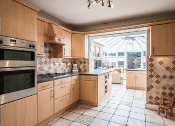 Thumbnail 4 bedroom detached house for sale in Downderry Croft, Tattenhoe, Milton Keynes