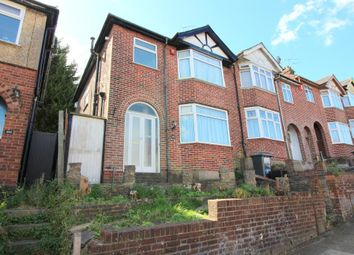 3 bed semi-detached house to rent in Baker Street, Luton, Bedfordshire LU1