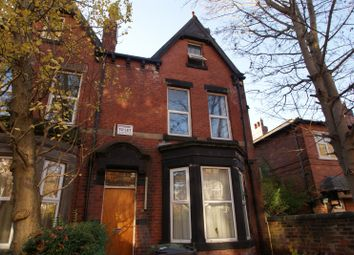 Thumbnail 1 bedroom terraced house to rent in Regent Park Terrace, Hyde Park, Leeds