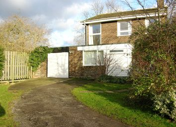 Thumbnail 4 bed detached house to rent in Rogers Close, Elsworth, Cambridge