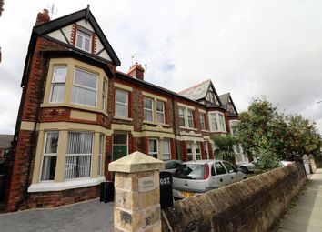 Thumbnail 3 bed flat for sale in Hoseside Road, Wallasey