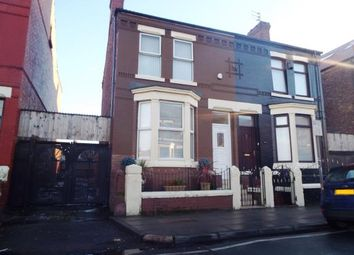 Thumbnail 3 bed semi-detached house for sale in Hale Road, Walton, Liverpool, Merseyside