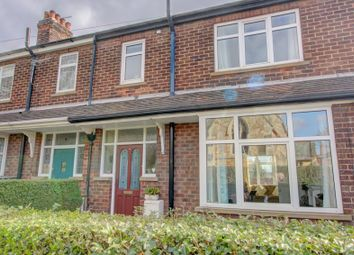 Thumbnail 3 bedroom terraced house for sale in Church Lane, Laceby, Nr. Grimsby