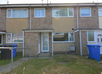 Thumbnail 3 bedroom terraced house to rent in Patricia Close, Lowestoft