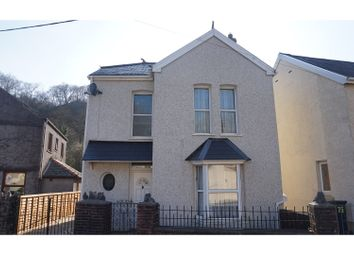 Thumbnail 3 bed detached house for sale in Heol Gwys, Swansea