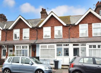3 bed terraced house for sale in Havelock Road, Eastbourne BN22