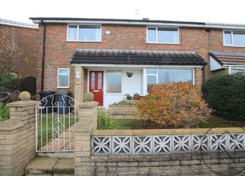 Thumbnail 4 bed semi-detached house for sale in Stanfield Road, Newton Aycliffe