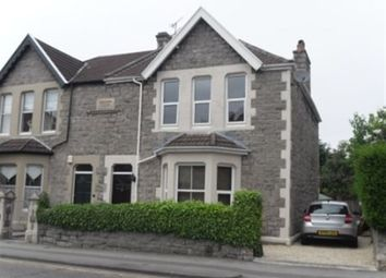 Thumbnail 3 bed semi-detached house to rent in Baker Street, Weston-Super-Mare