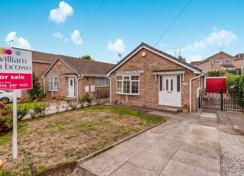 Thumbnail 2 bed detached bungalow for sale in Ravencar Road, Eckington, Sheffield
