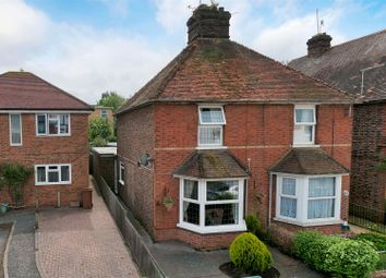 Thumbnail 3 bed semi-detached house for sale in Lucknow Road, Paddock Wood, Tonbridge