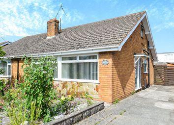 Thumbnail 3 bed bungalow for sale in Canolblas Avenue, Bodelwyddan, Rhyl