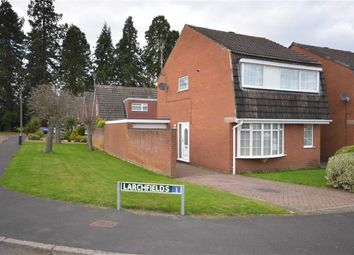 Thumbnail 3 bed detached house for sale in Larchfields, Stone