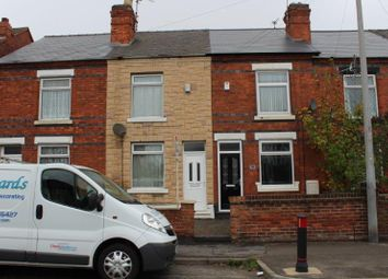 Thumbnail 3 bed terraced house for sale in Victoria Road, Kirkby-In-Ashfield, Nottingham