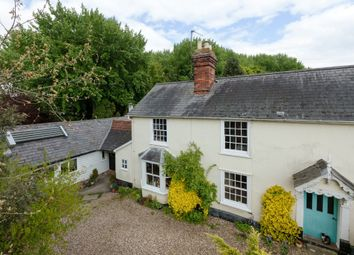Thumbnail 3 bed semi-detached house for sale in Silver Street, Kedington, Haverhill